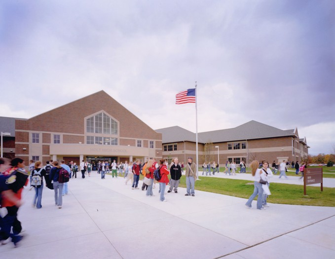 Holt High School