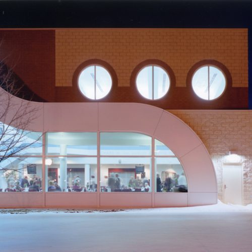 Performing Arts & Education Building