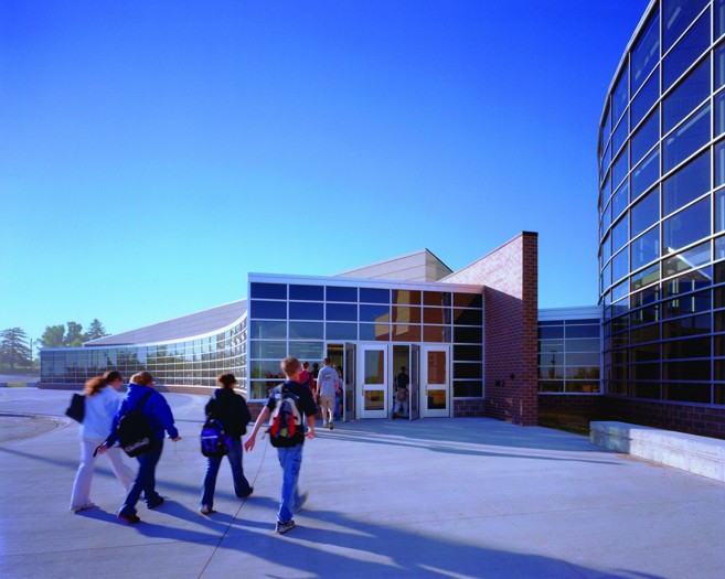 Oxford High School Addition & Remodeling