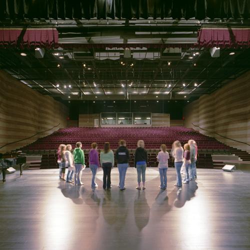 High School Auditorium Additions