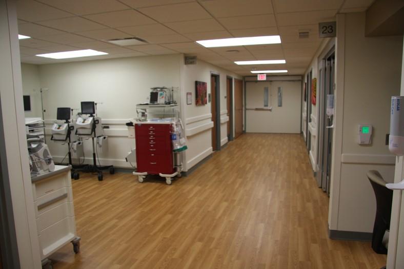 Harper Hospital Intensive Care Unit