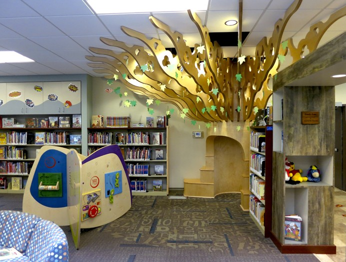 Meijer Branch Library Addition