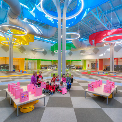Foundation for Success – Early Education Environments for the Whole Child