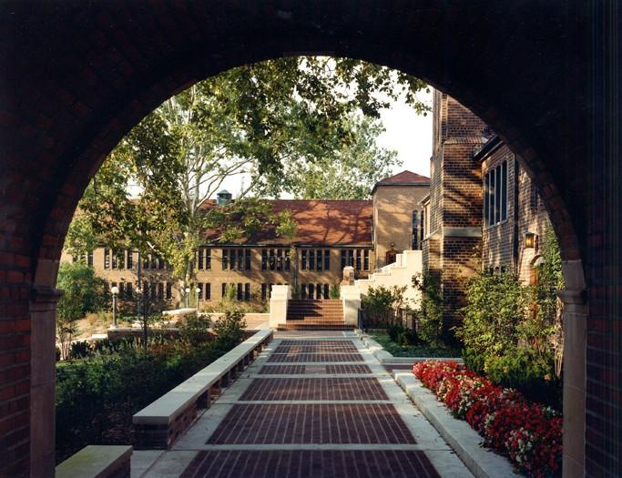 Cranbrook Courtyard Restoration