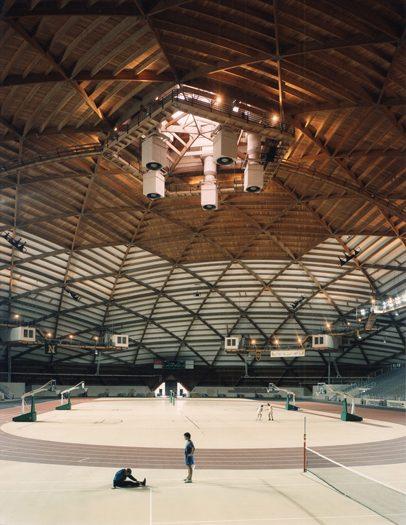 Superior Dome Tmp Architecture