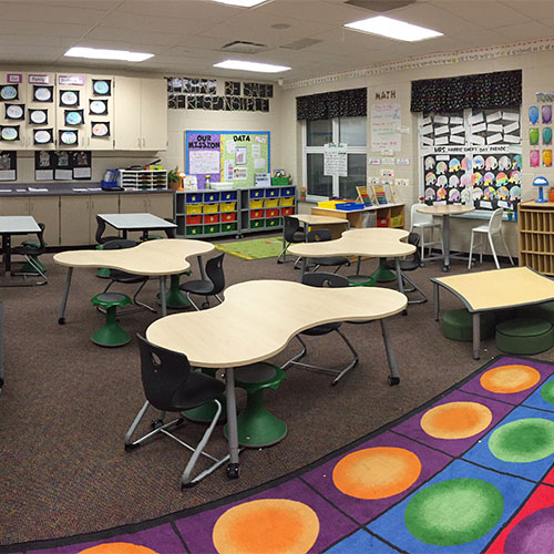 Today's Classroom Design: Coming Together to Create a Method for Success
