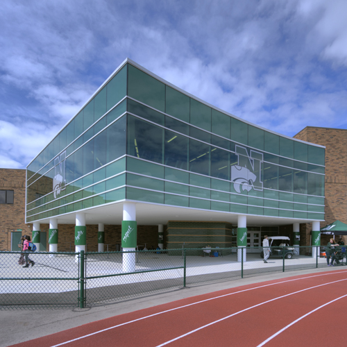 Novi High School Fitness Center