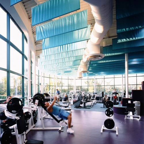 Fitness Center Addition/Renovation