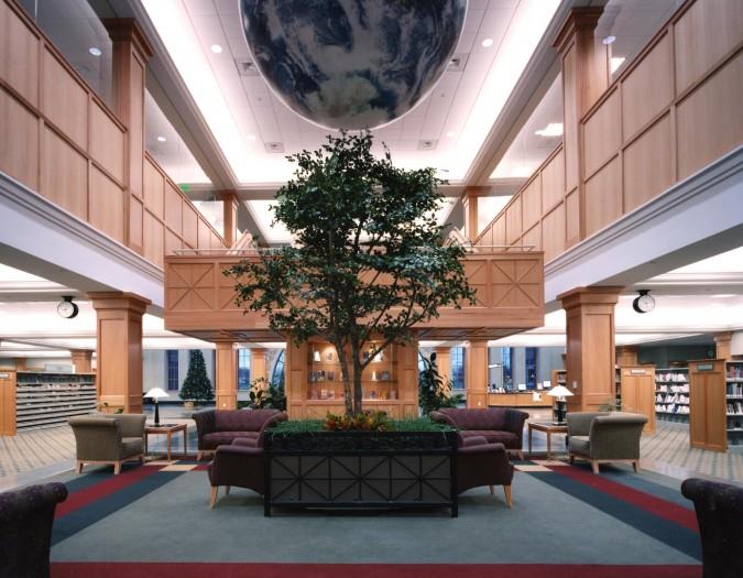 Clinton-Macomb Main Library