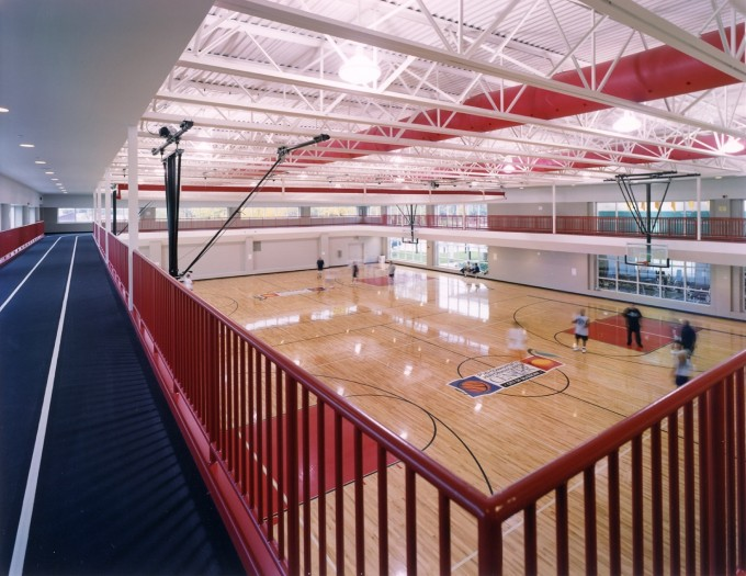 Ford Community Center Tmp Architecture