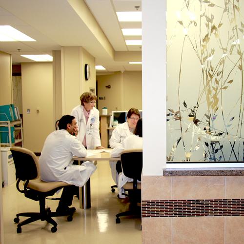 5th Floor Hospital Renovation