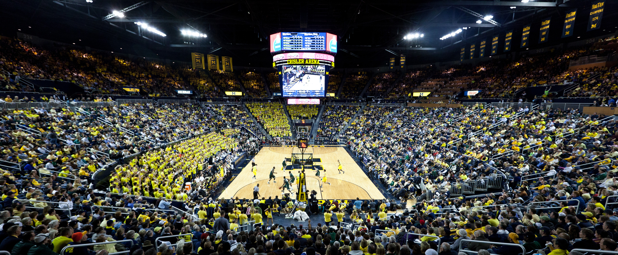 Crisler Center Renovation & Expansion