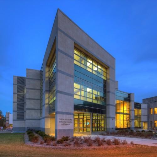 Bott Building for Nursing Education & Research
