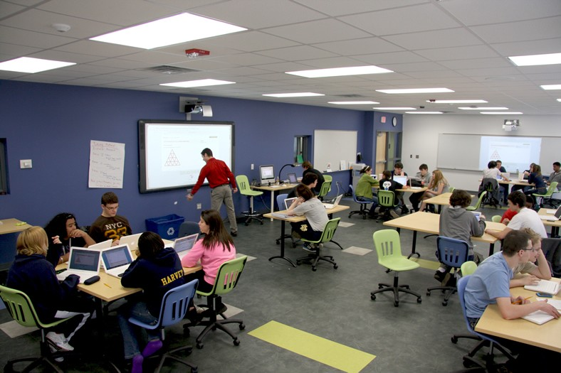 Niles New Tech Entrepreneurial Academy
