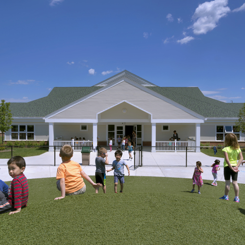 Novi Community Schools Early Childhood Education Center