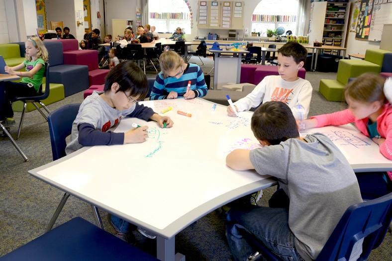 Novi Woods Elementary