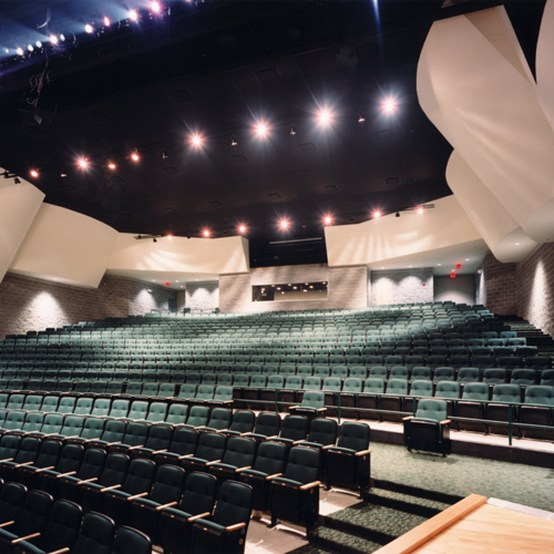 Sterling Heights High School Performing Arts Center