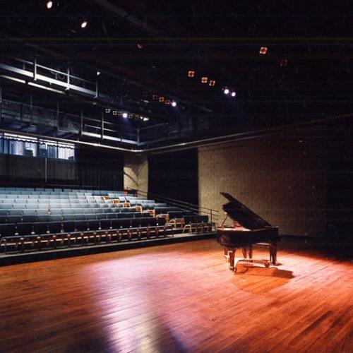 performing arts center design