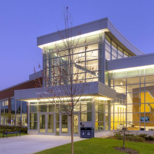 Athletics South Campus Performance Center