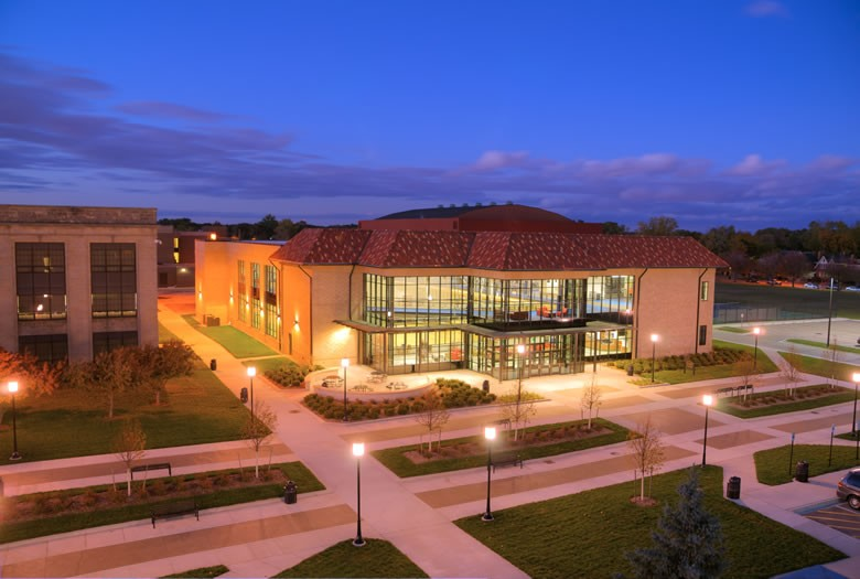 University of Detroit Mercy Student Fitness Center