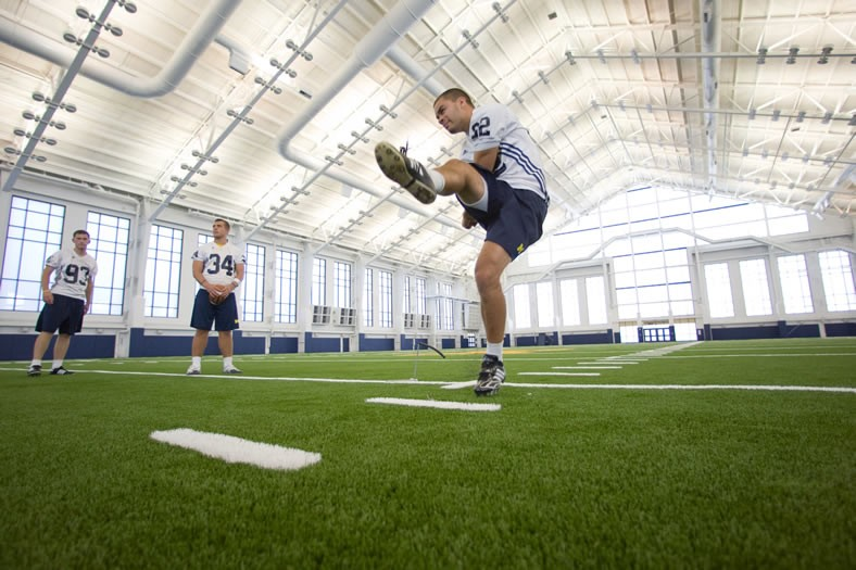 Al Glick Indoor Football Practice Facility
