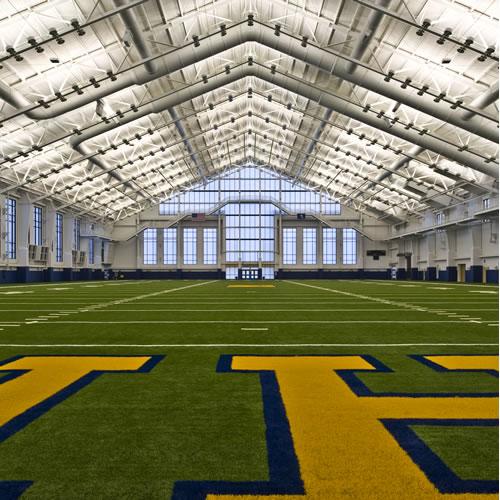 Al Glick Indoor Football Practice Facility