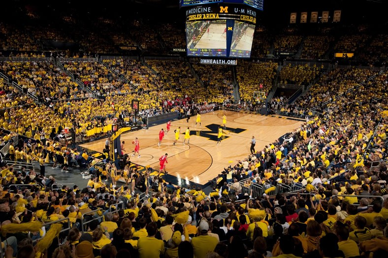 Crisler Basketball Arena Renovation & Expansion