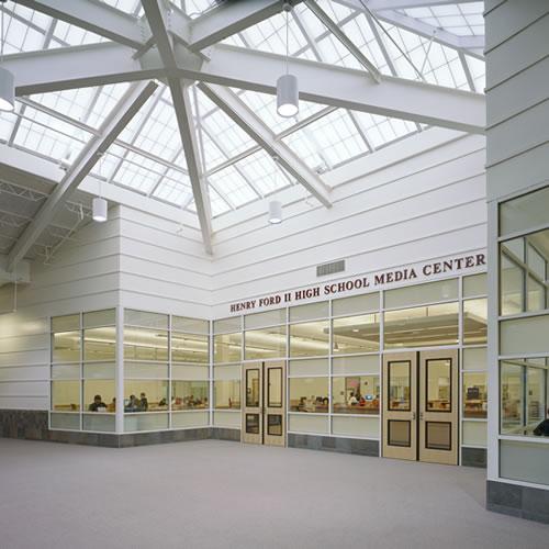 High School Media Center Renovations