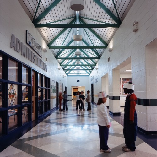 Taft-Galloway Elementary School Addition & Remodeling